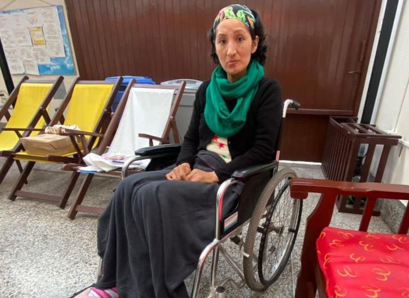 Expareja dejó parapléjica a enfermera tras brutal golpiza