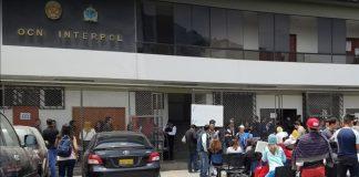 Operativo permitió captura de 28 personas en Perú y España