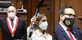 Congreso: Tres listas van por la nueva Mesa Directiva
