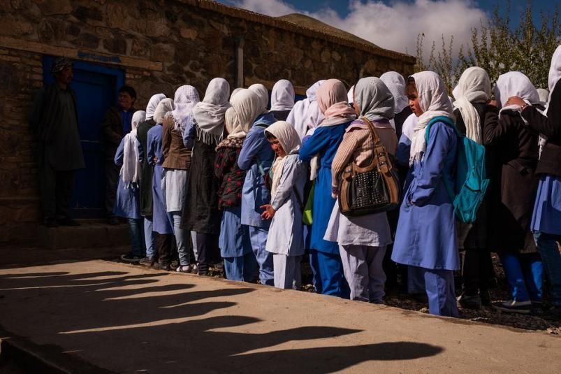 La terrorífica vida que les imponen los talibanes a las mujeres en Afganistán