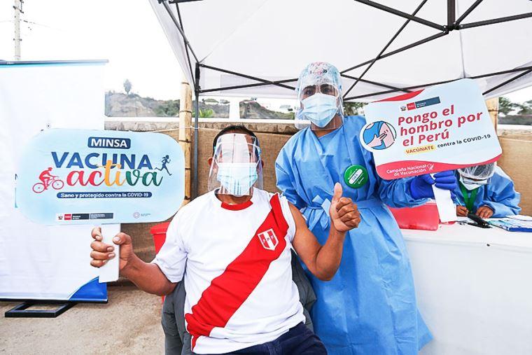 Quinta vacunatón se realizará este fin de semana en 16 regiones