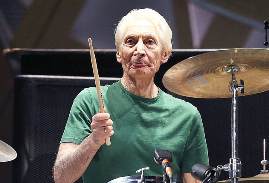 Charlie Watts baterista de los Rolling Stones murió a los 80 años
