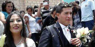Magaly Solier y Eirck Plinio Mendoza