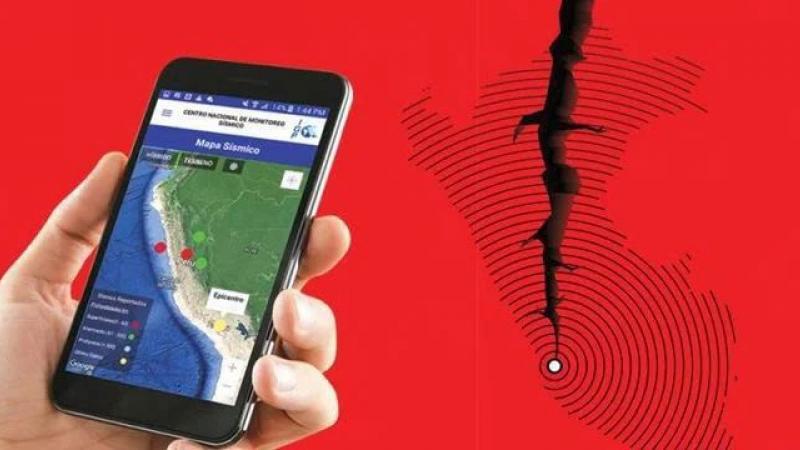 El sistema de alarma que te avisa segundos antes de un sismo