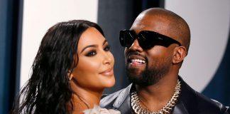 Kanye West y kardashian