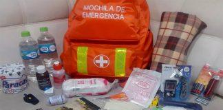 Mochila de emergencias