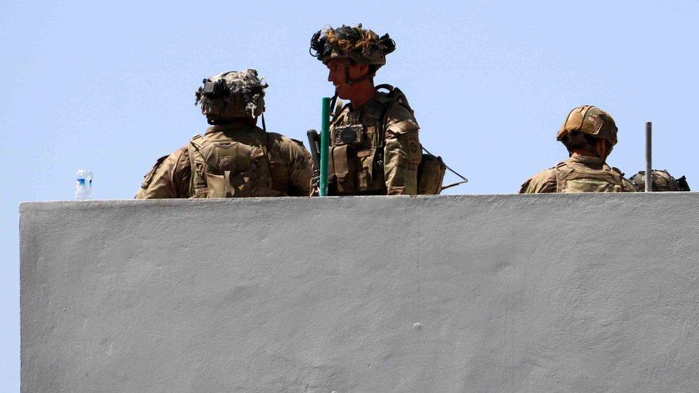 EEUU lanza ataque aéreo contra ISIS-K luego del atentado en Kabul
