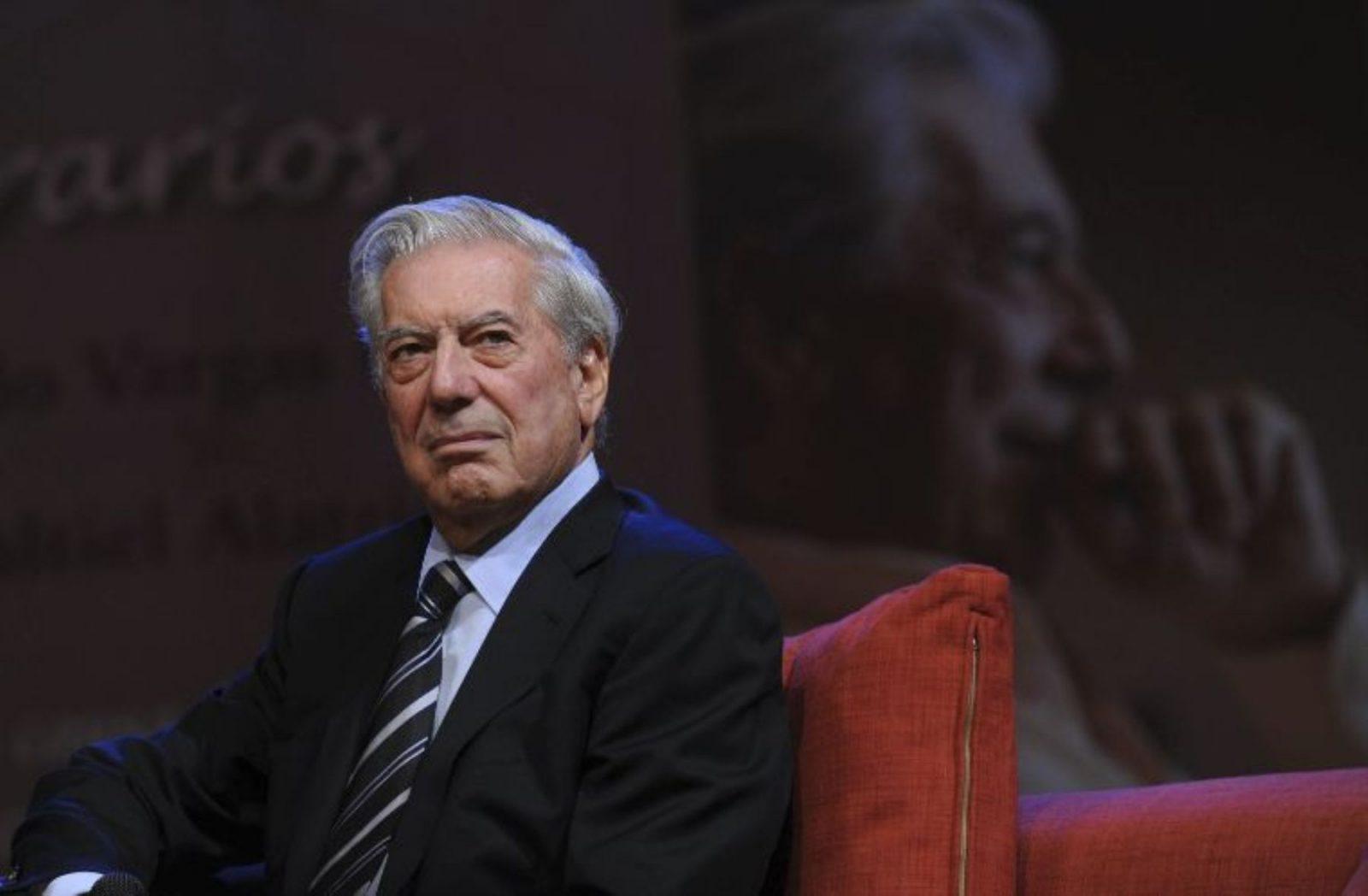"""Mario Vargas Llosa se burló del lenguaje inclusivo: """"Es una estupidez"""""""