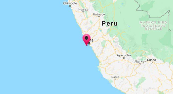 Se reportó sismo de 5.1 esta madrugada en Lima y Callao