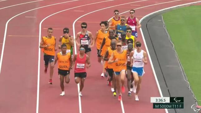 Tokio 2020: Peruano Rosbil Guillén quedó quinto en la final de los 5,000 metros
