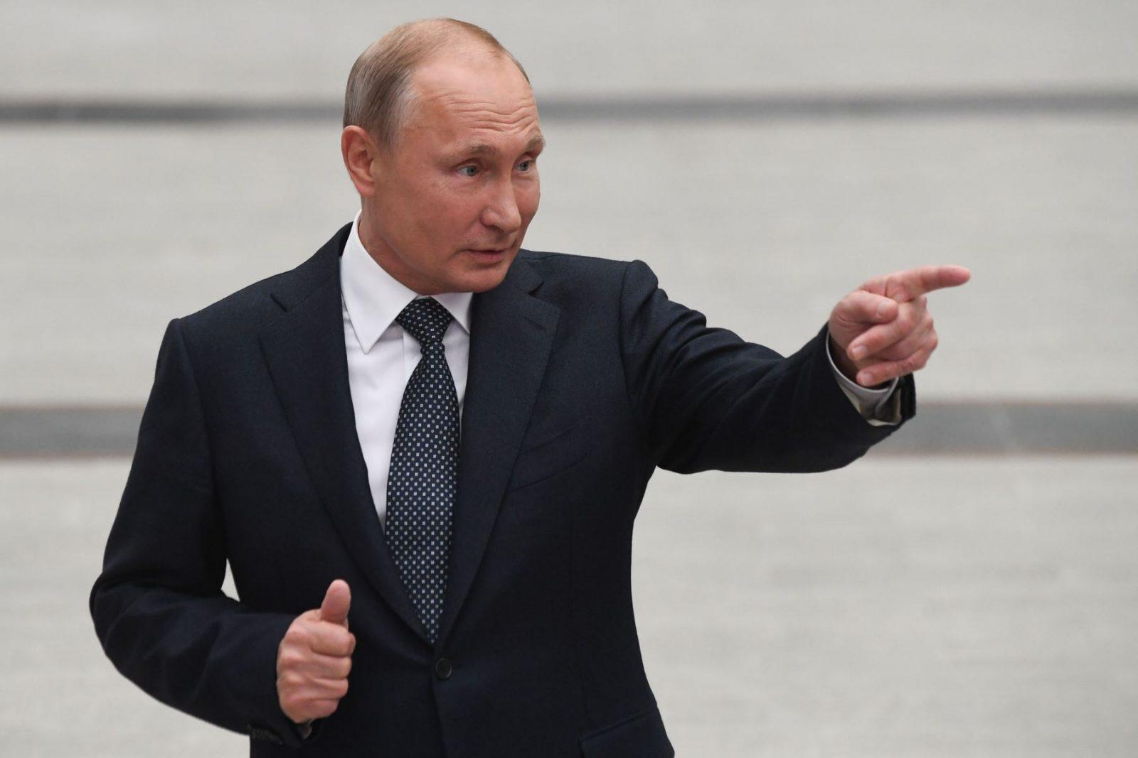 Putin se pondrá en cuarentena después de ser diagnosticado con COVID-19