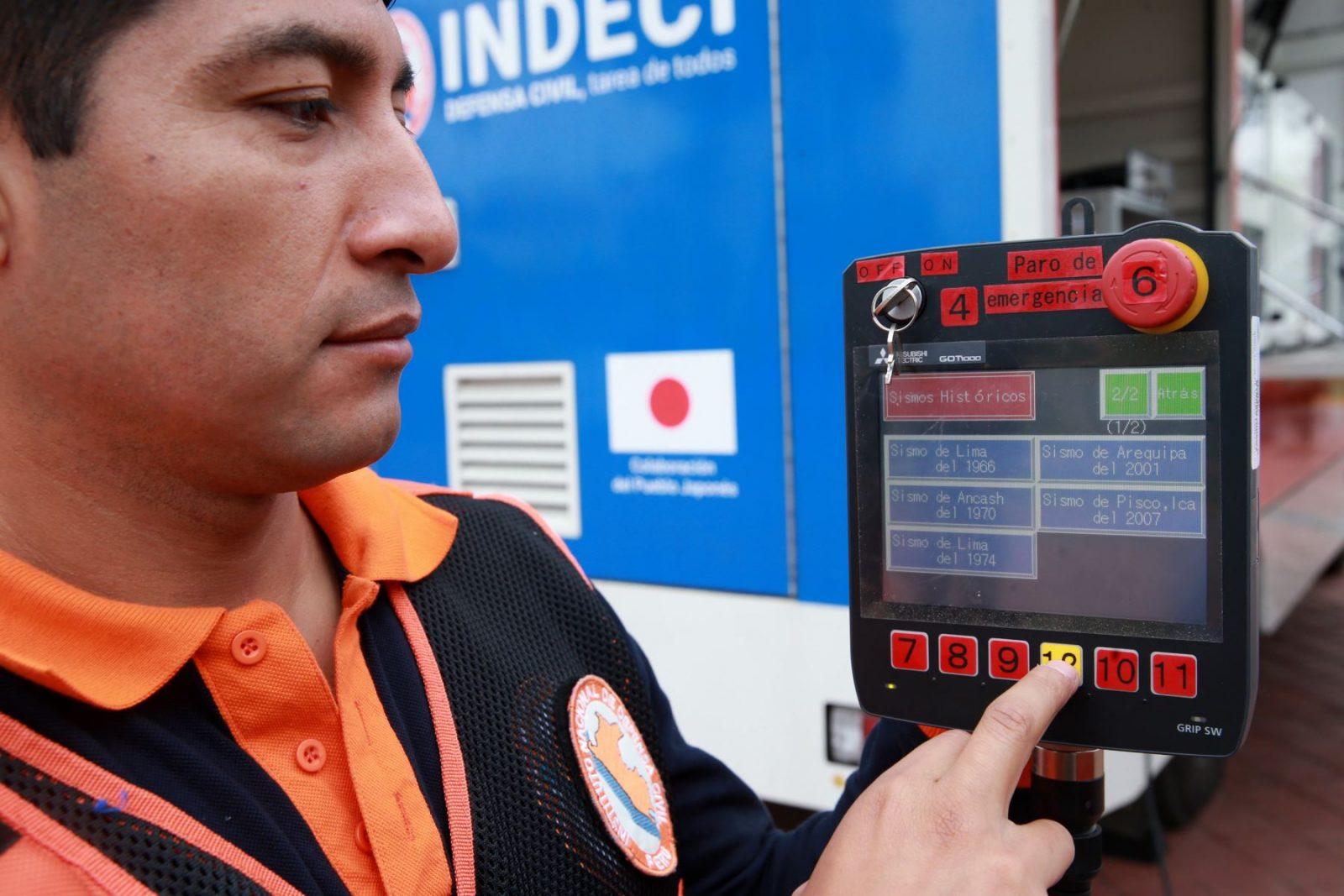 Instalarán sirenas electrónicas para alertar sismos en 114 distritos