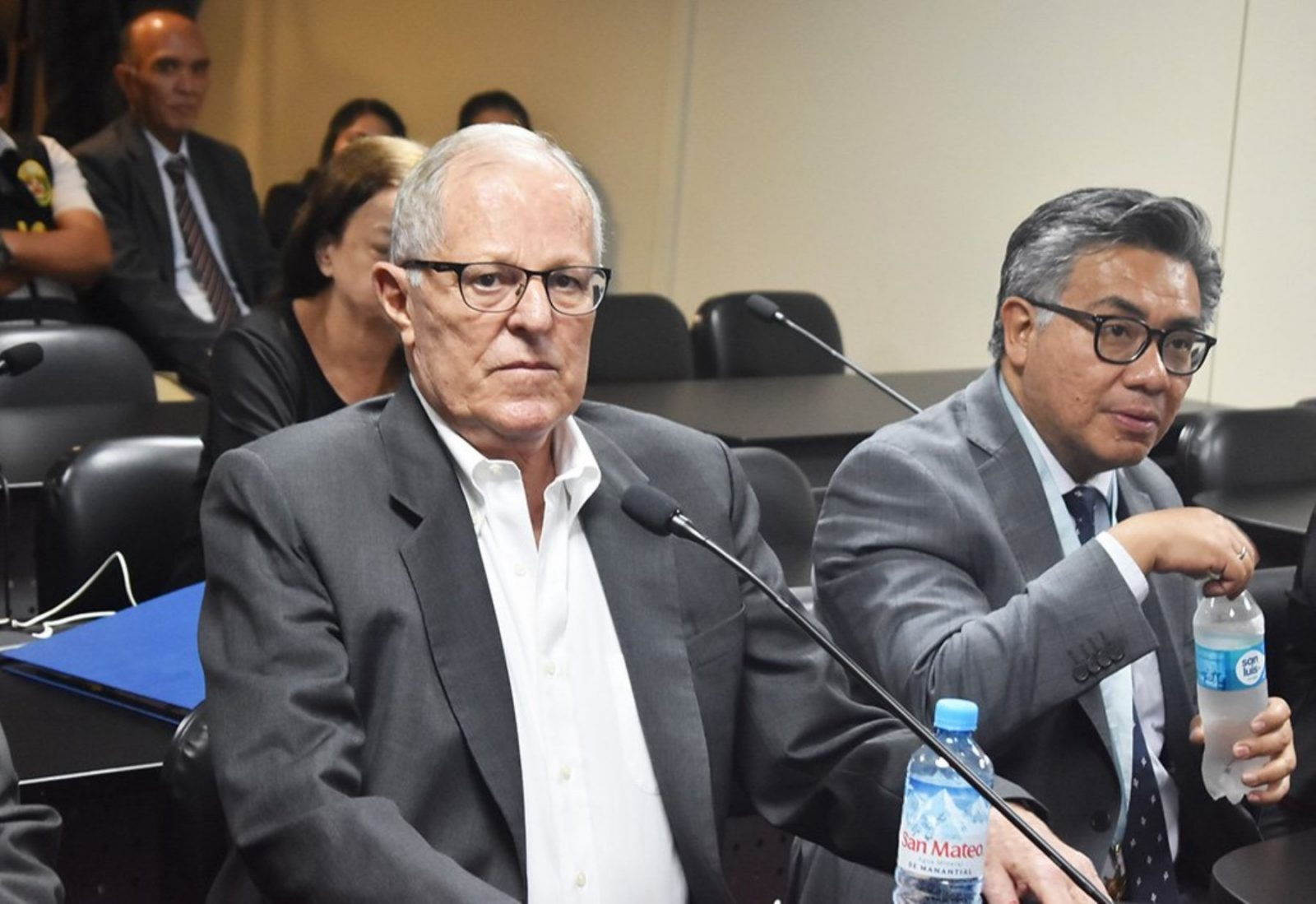 Fiscalía denuncia a expresidente Kuczynski por indulto a Alberto Fujimori