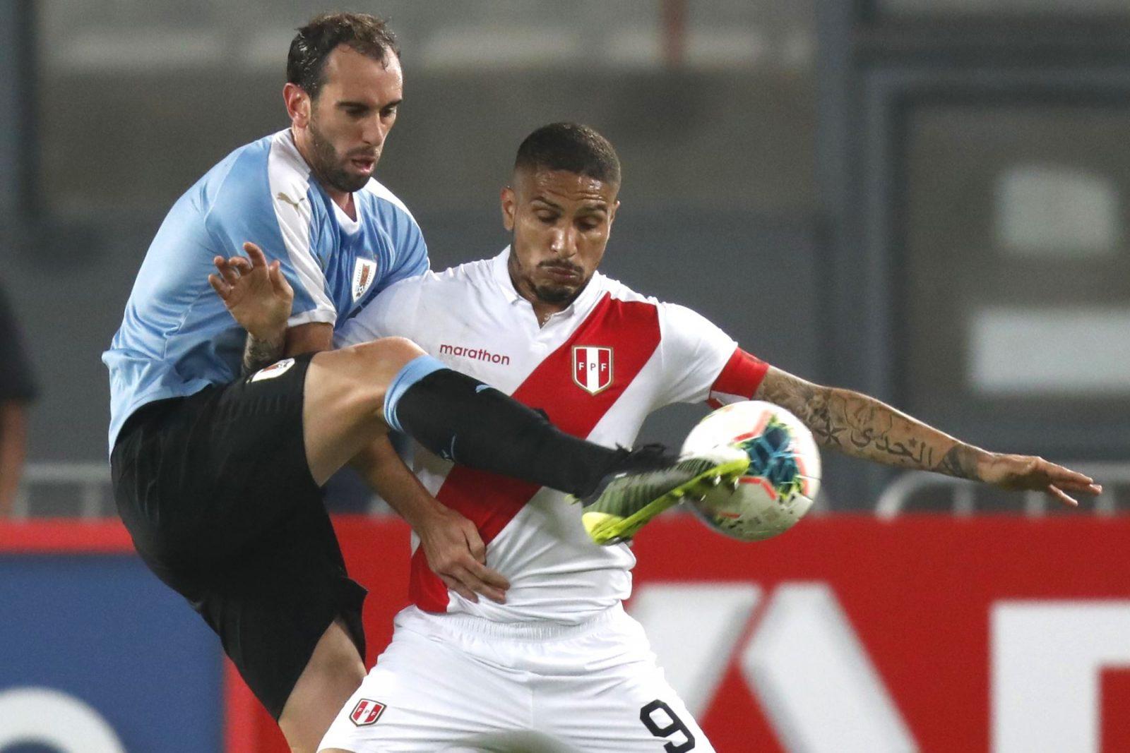 Conozca dónde ver epartido Perú vs. Uruguay por Eliminatorias 2022