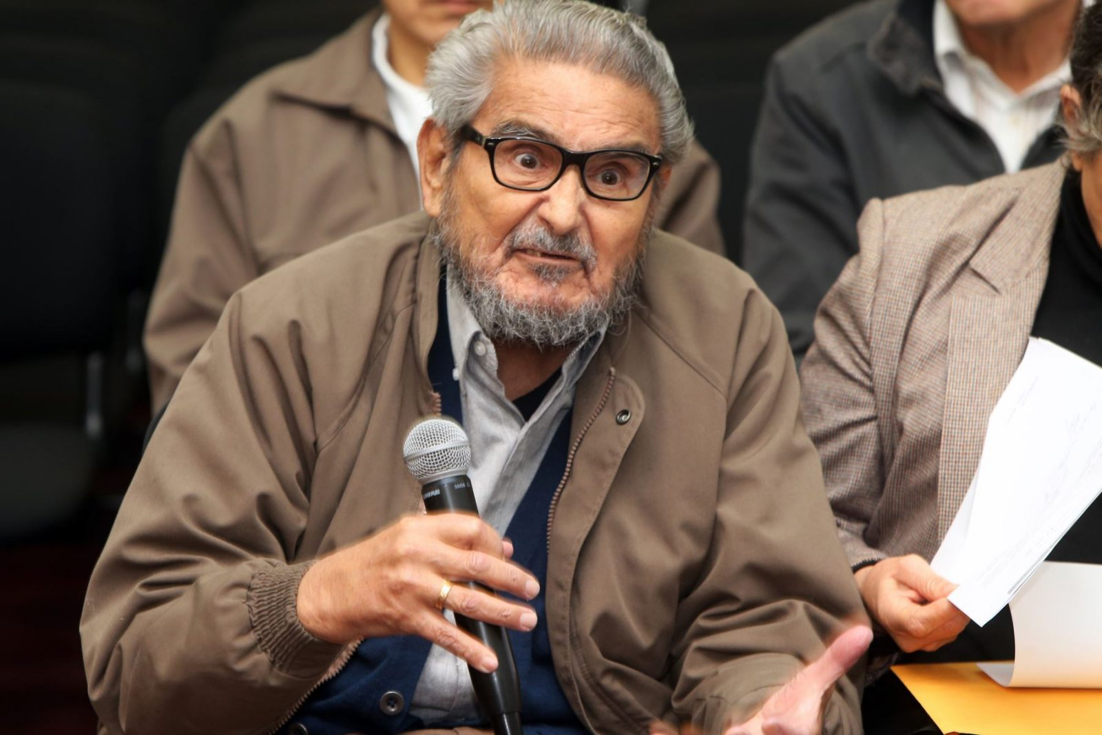 El cabecilla de Sendero Luminoso, Abimael Guzmán, murió