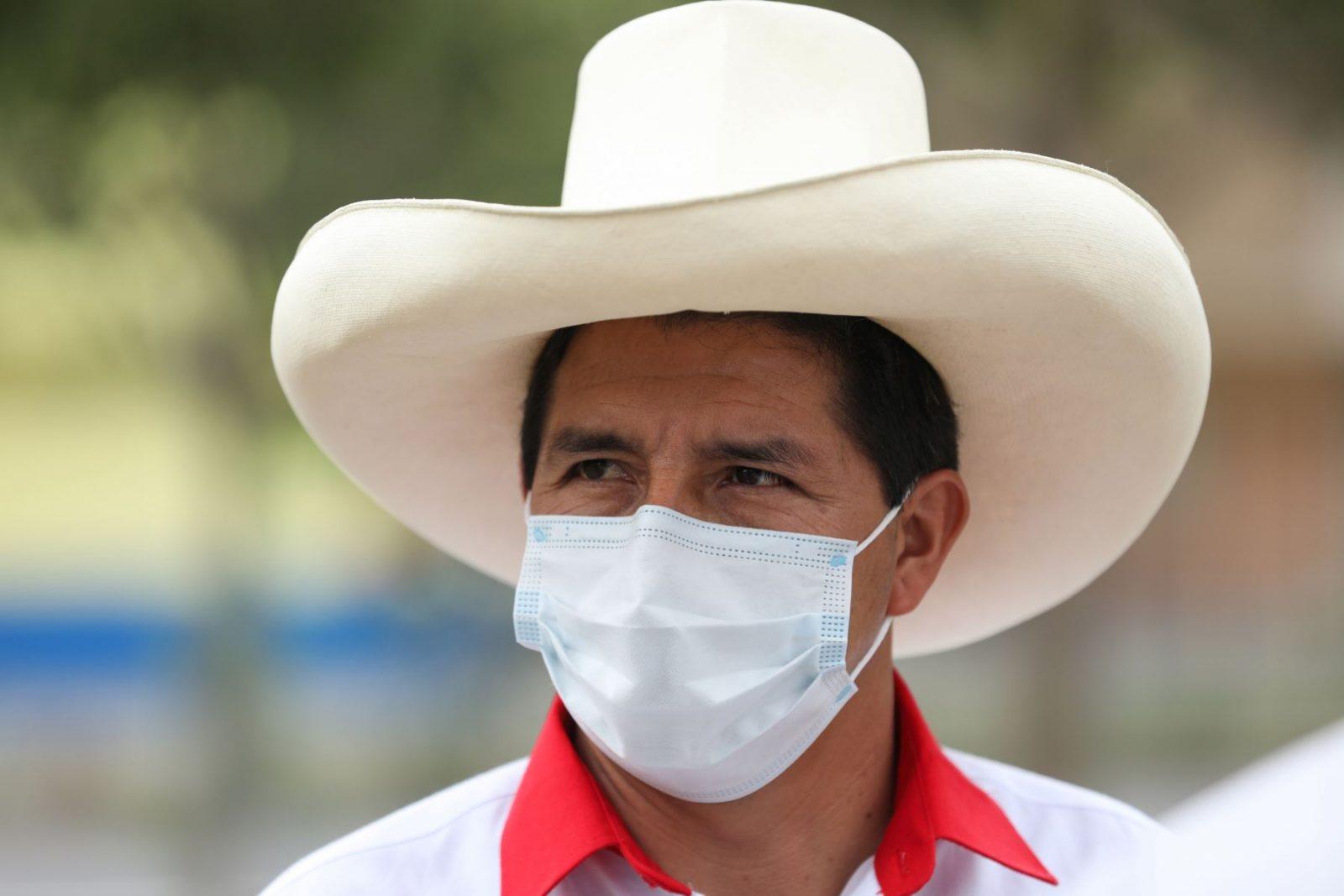 Presidente Castillo anuncia planta de vacunas Sputnik V en el país