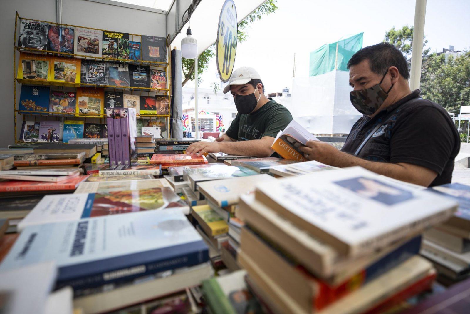 Este jueves 9 inicia la sexta edición de la Feria Lima Lee
