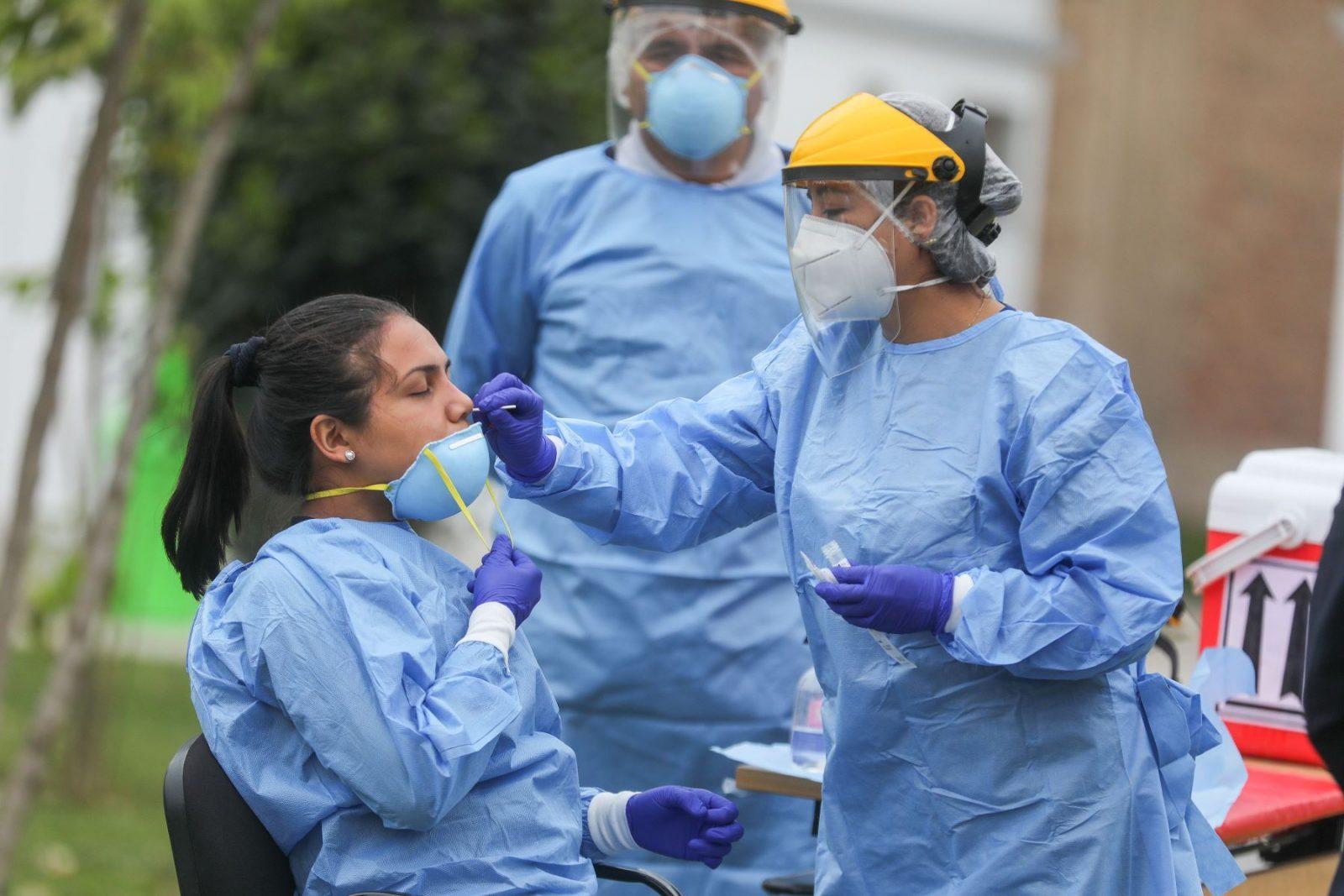 ¡Cuidado! en Junín se registra 4 nuevos casos de la variante mu