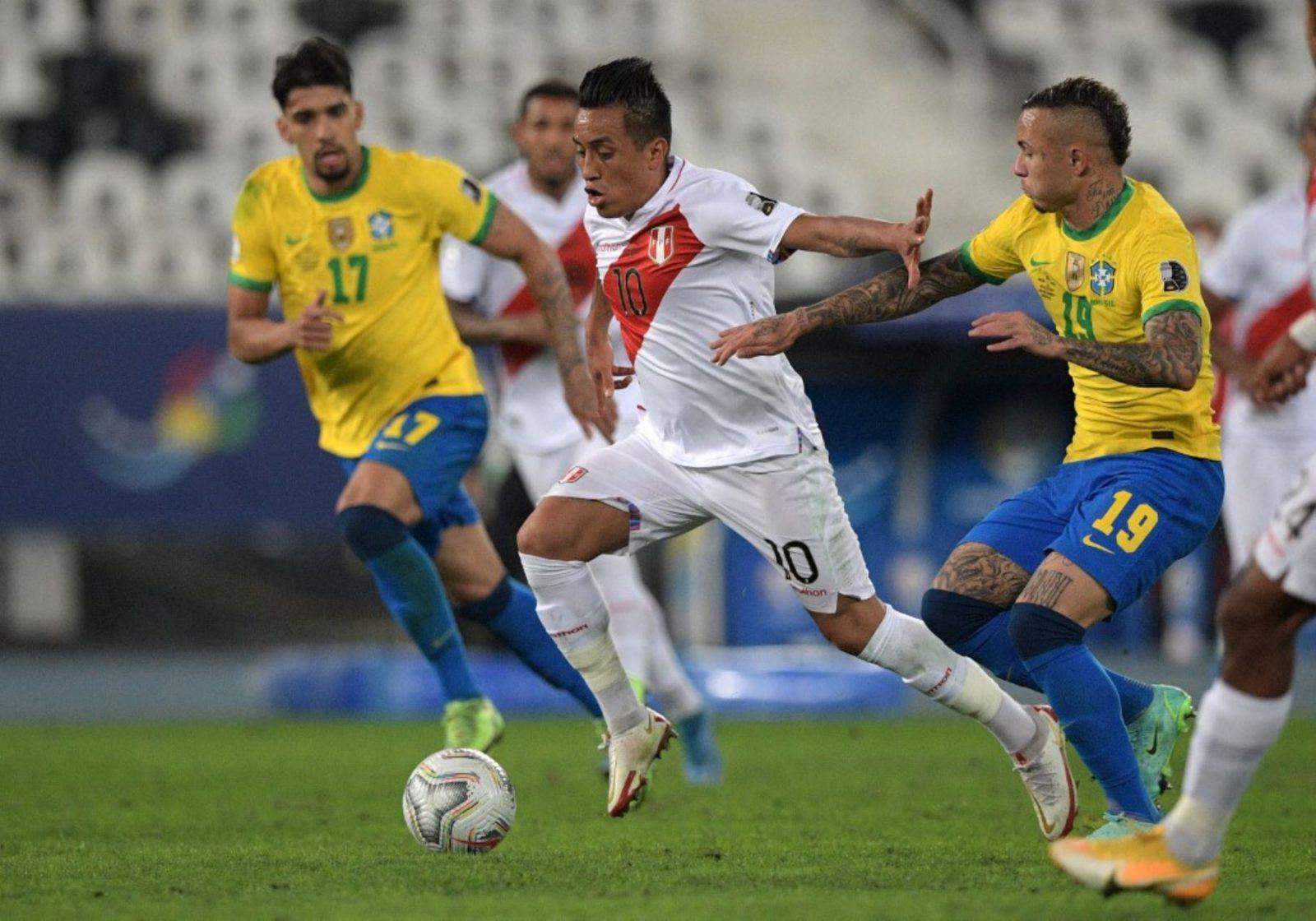 Perú vs Brasil: conozca dónde ver el partido por Eliminatorias