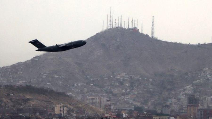 EE.UU completó su retirada de Afganistán