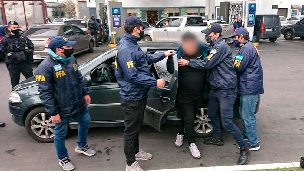 Capturan a lugarteniente de narco peruano en Argentina
