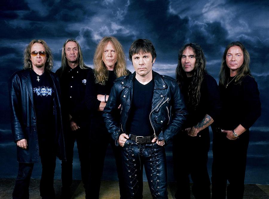 Iron Maiden vuelven por todo lo alto con 'Senjutsu'