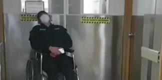 Vehículo aplastó pie de policía en persecución a ladrones