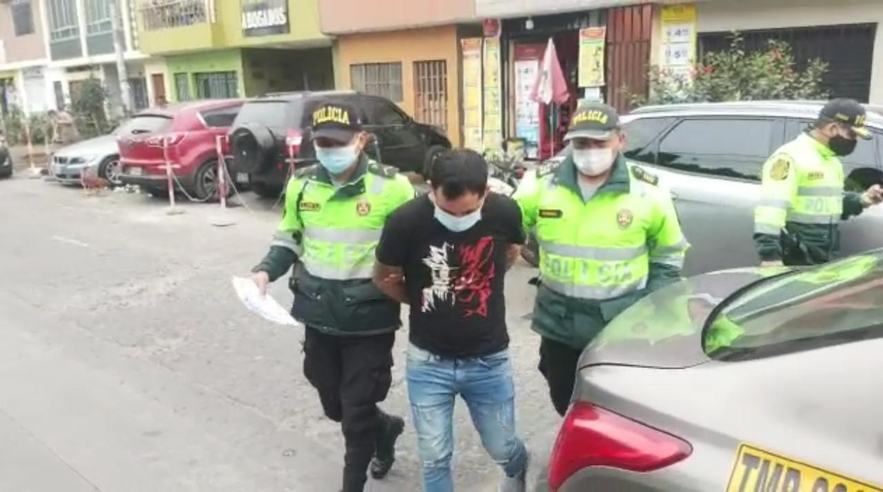 Requisitoriado por abuso sexual violó a una venezolana