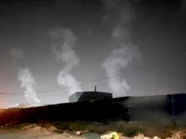 Incendio en Fábrica de Armas del Ejército dejó dos muertos