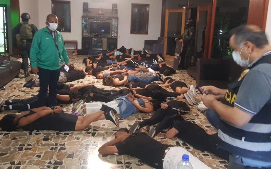 Invertirán S/422 847 para expulsar a venezolanos delincuentes