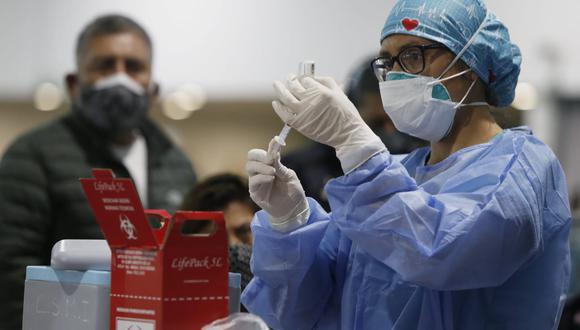 Gobierno vacunará a más de 13 millones de personas este mes