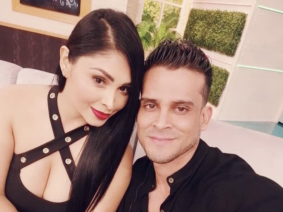"""Domínguez y Pamela no se prestan a """"juegos"""""""