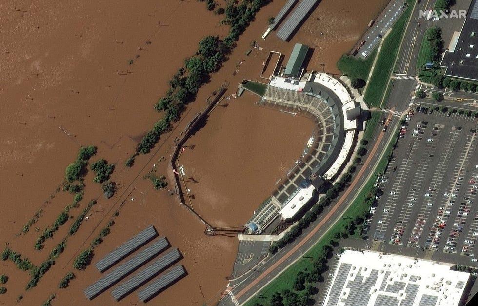Tormenta Ida: Las consecuencias que dejó el huracán