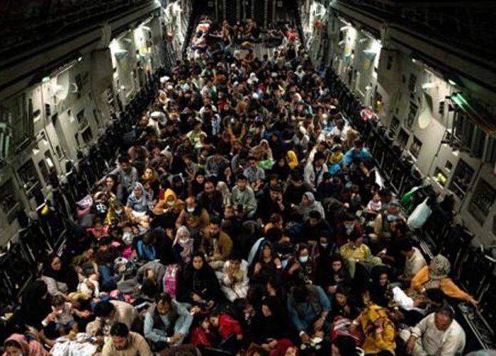 Evacuación de Afganistan