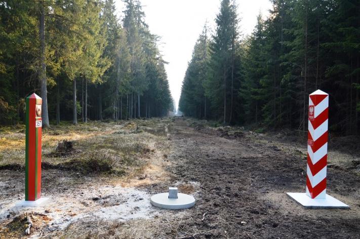 Estado de emergencia en la frontera de Bielorrusia y Polonia