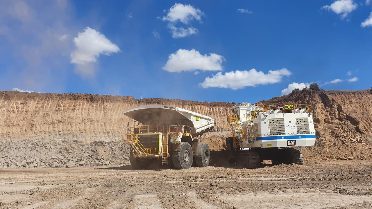 Una mina en Australia se derrumbó, una persona murió