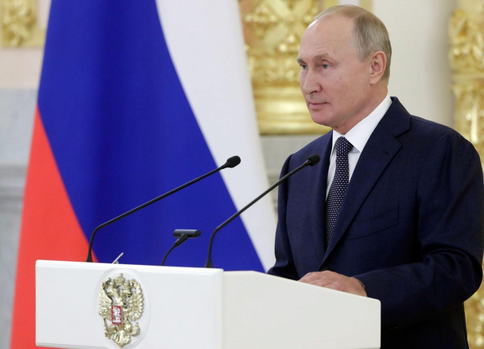 El canciller japonés habló sobre el plan de Putin para las Islas Kuriles
