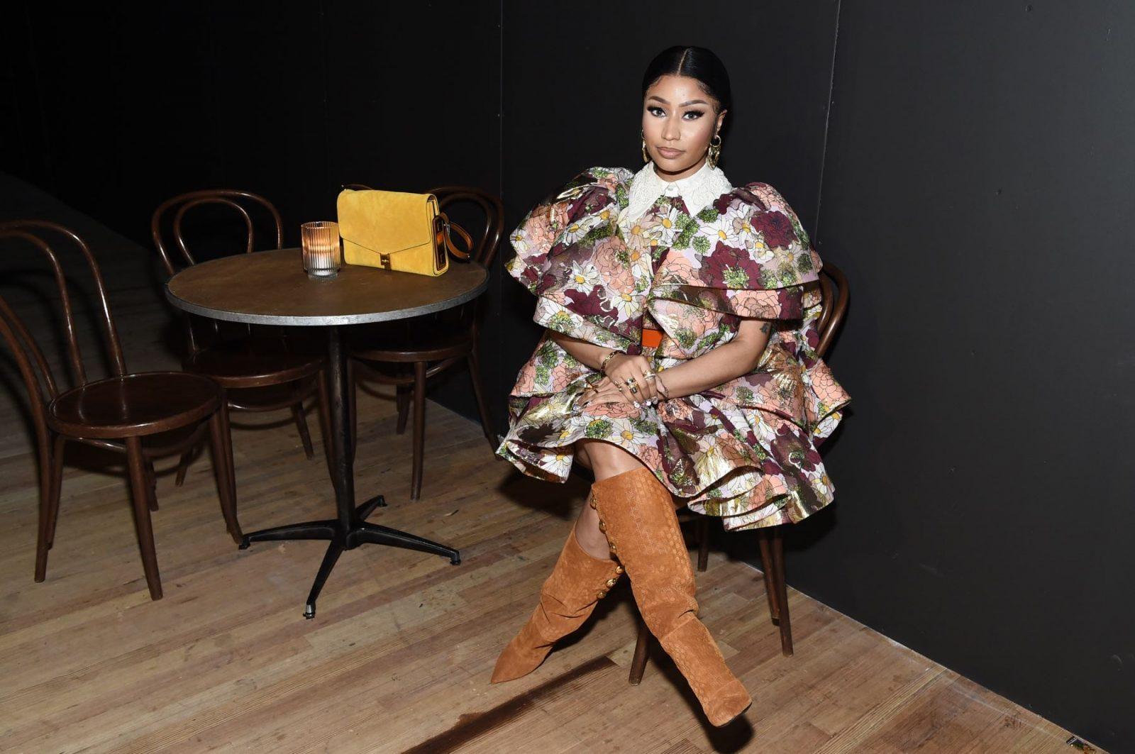Nicki Minaj envuelta en un Nuevo escándalo por su esposo