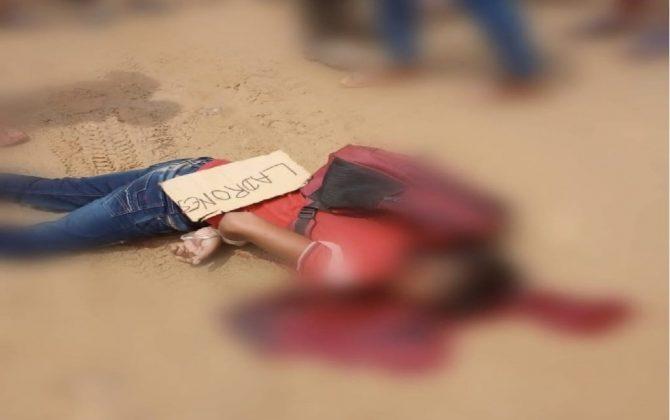 ONU condenó asesinato de un niño de 12 acusado de robo