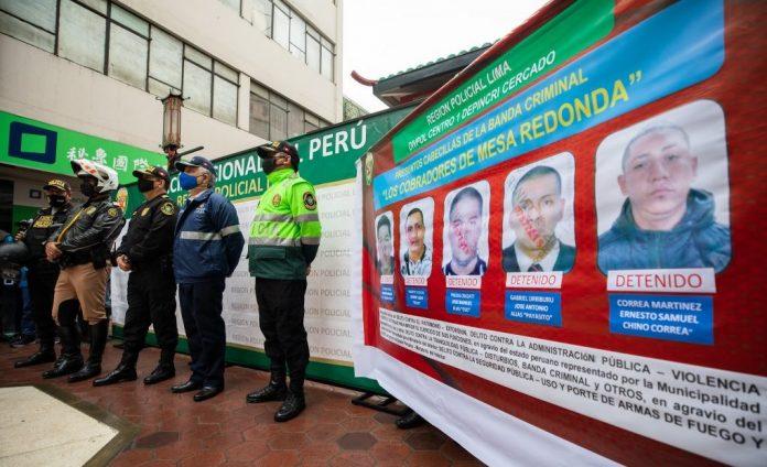 Prisión preventiva para extorsionadores de Mesa Redonda