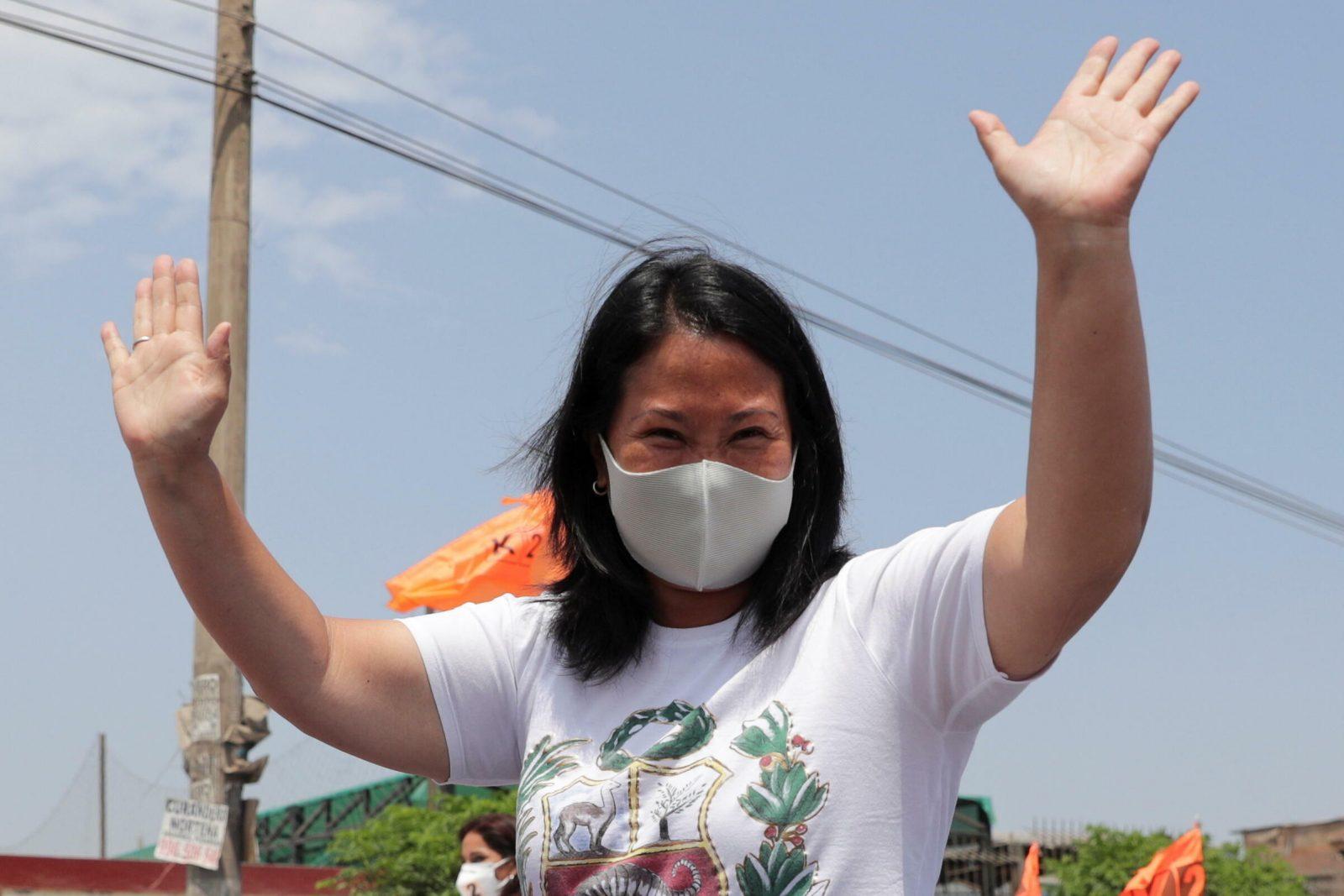 Keiko pide censura para gabinete Bellido