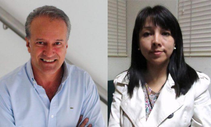 Mirtha Vásquez y Nano Guerra García