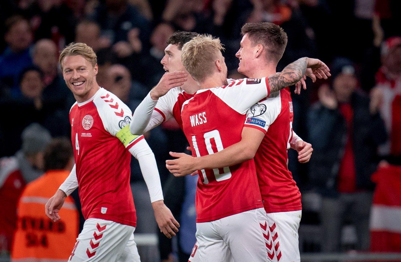 Eliminatorias Europeas: Alemania y Dinamarca ya están clasificados al Mundial de Qatar 2022